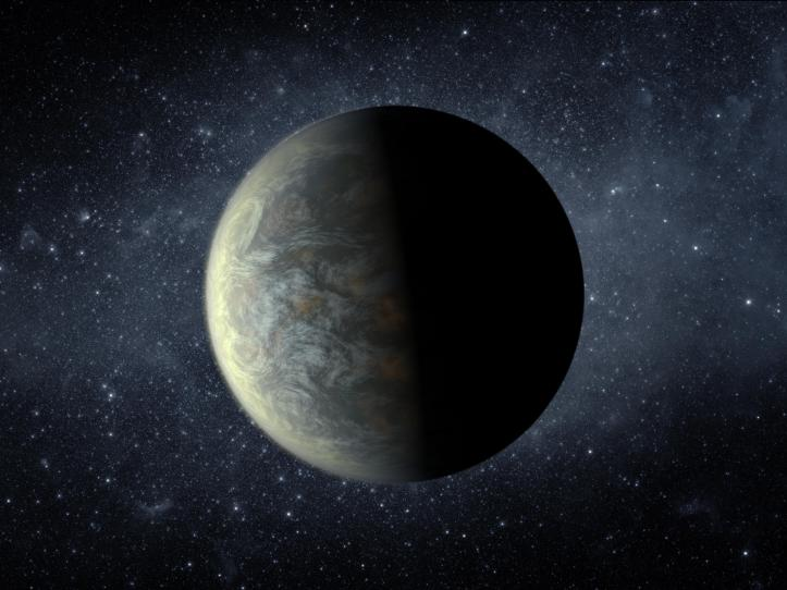 Kepler-20f og jörðin eru jafn stór en sú fyrrnefnda er brennandi heit og því ólífvænleg.